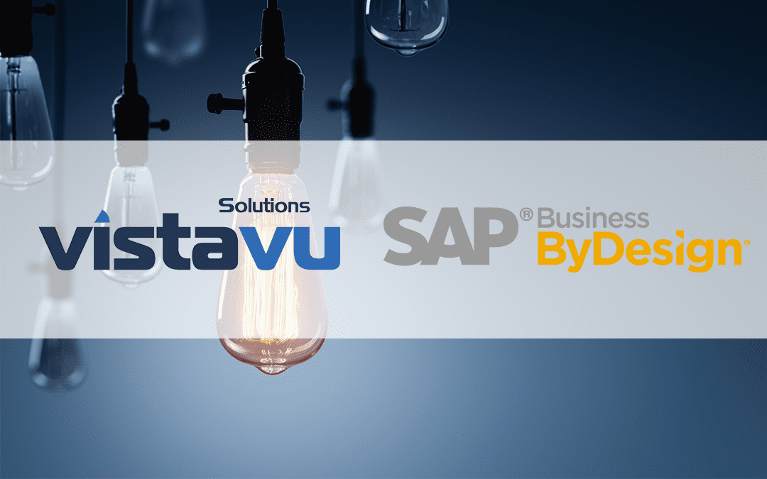 VistaVu Solutions Receives Additional Certification from SAP