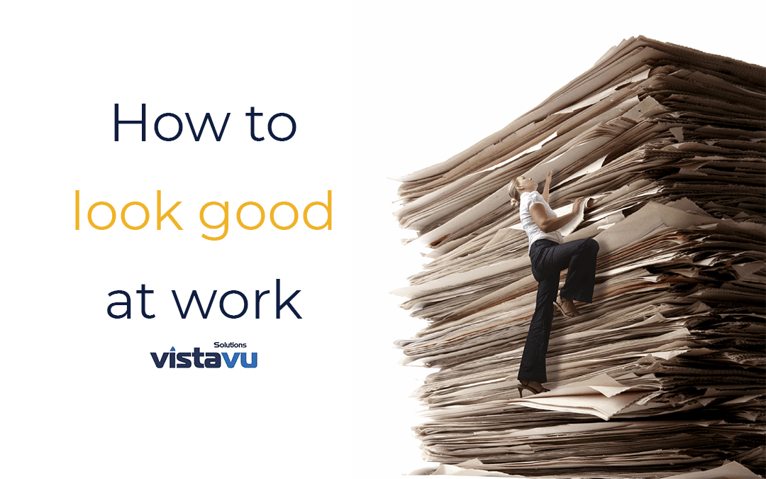 How to Look Good at Work – Part 4