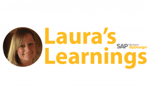 VistaVu Solutions | Laura's Learnings