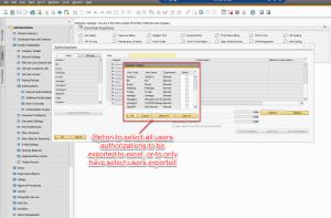 SAP Business One User Authorization Export to Excel Tutorial - VistaVu Solutions - p3