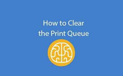SAP Business ByDesign clear-the-print-queue
