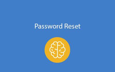 SAP Business One password reset