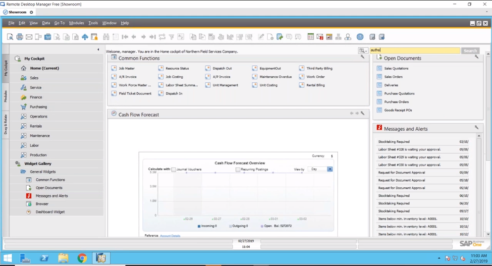 SAP Business ByDesign 1902 Release