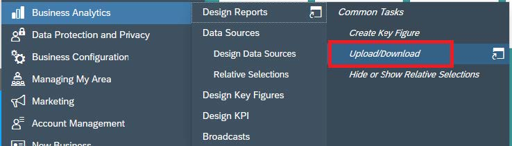 copy a report in bydesign