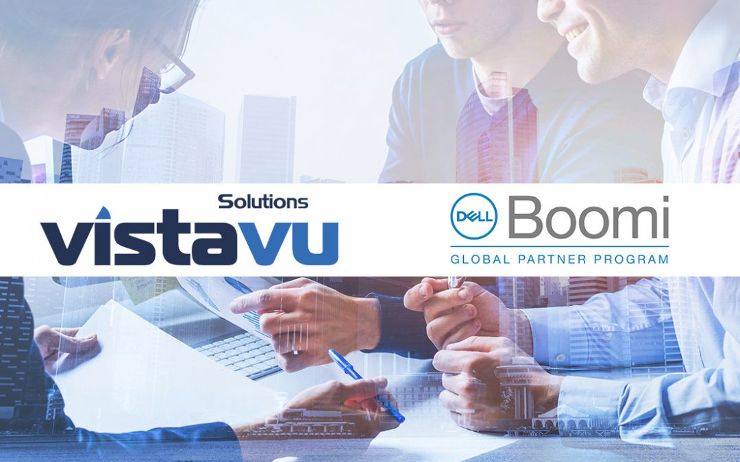 VistaVu Solutions joins Dell Boomi Global Select Partner Program