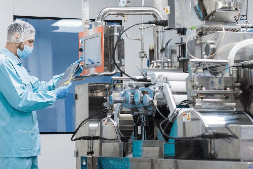 solutions for medical device and pharmaceutical manufacturing
