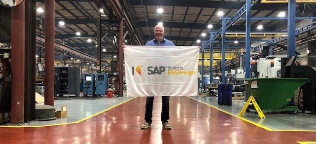 SAP Business ByDesign - SEF warehouse