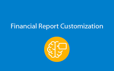 Financial Report Customization SAP Business One