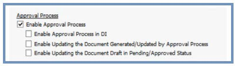 approval process - sap business one
