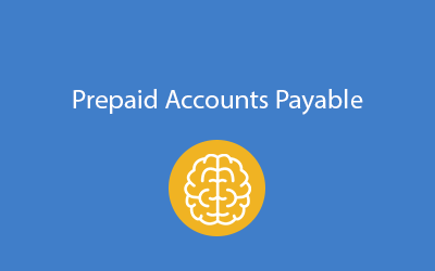 SAP Business ByDesign Prepaid Accounts Payable