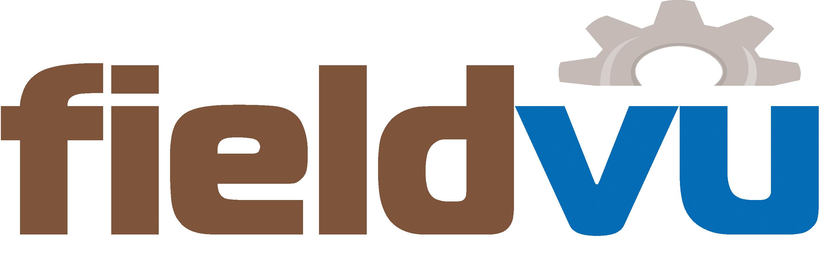FieldVu Logo Field Service Management Software
