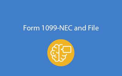 SAP Business ByDesign 1099-NEC Tip Sheet