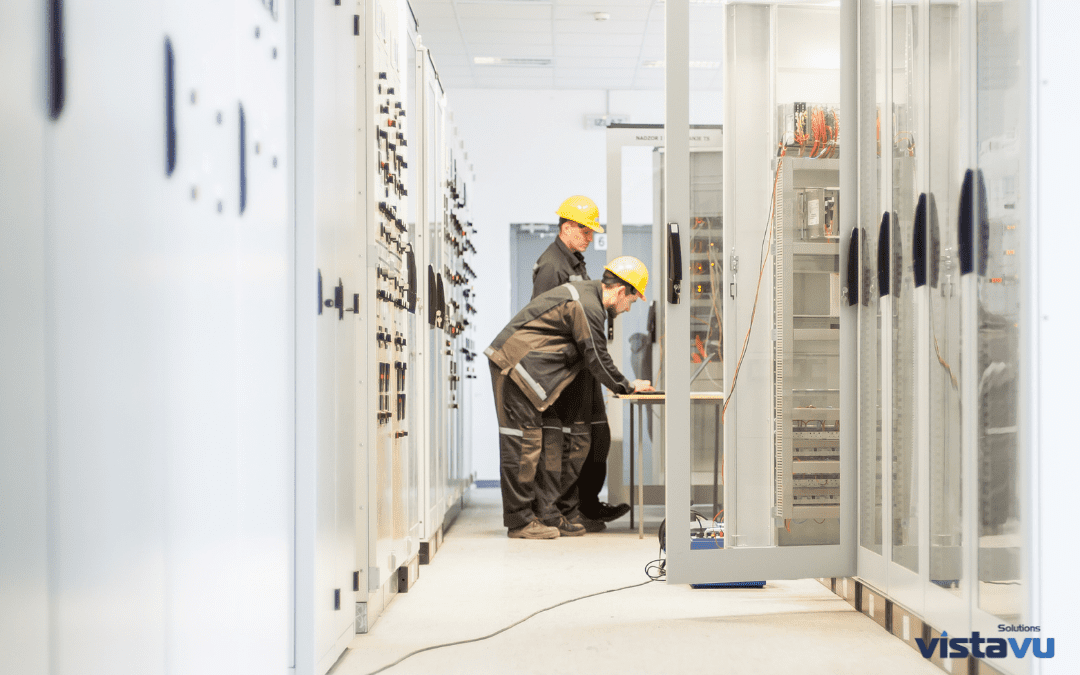 How IIoT is Transforming the Field Services Industry