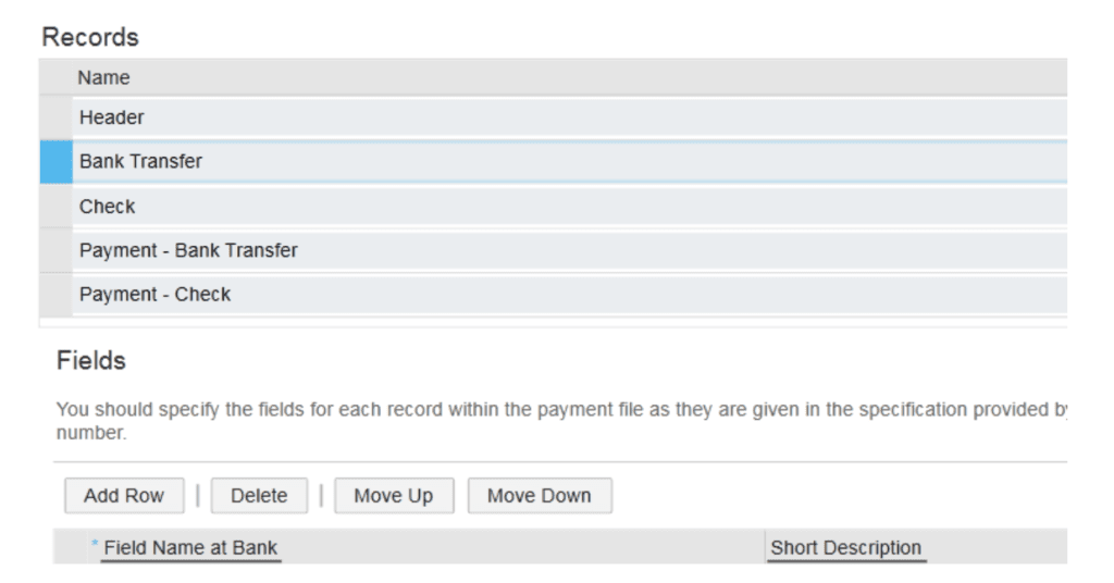 Outgoing Payment File Tips and Enhancement in SAP Business