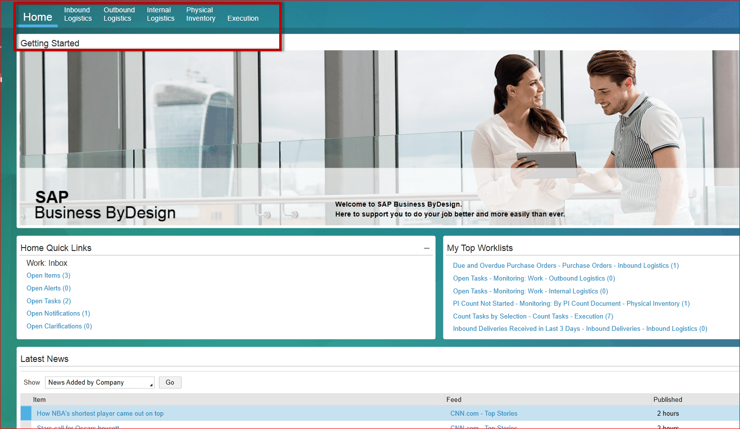 How to Use and Set Up Roles in SAP Business ByDesign