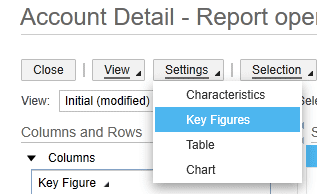 account details in bydesign